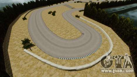 Location Sportland Yamanashi for GTA 4 fifth screenshot