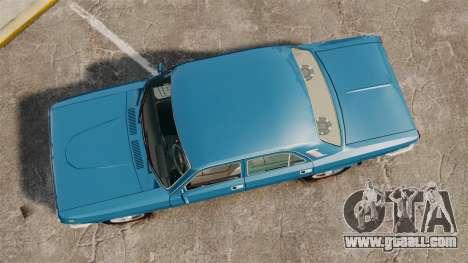 Gaz-2410 Volga v3 for GTA 4 right view