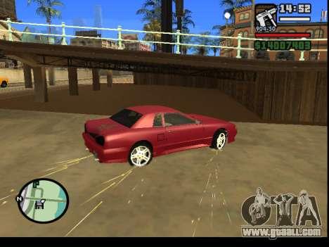 GTA V to SA: Burnout RRMS Edition for GTA San Andreas eleventh screenshot