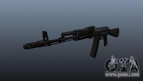 AK-74 m for GTA 4