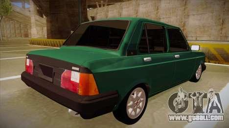 Fiat 128 Super Europa for GTA San Andreas right view