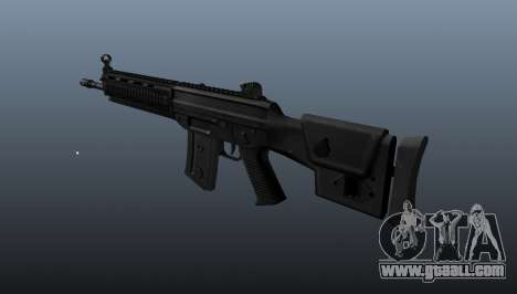 Rifle SIG SG 751 v2 for GTA 4 second screenshot