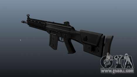 Rifle SIG SG 751 v2 for GTA 4 second screenshot