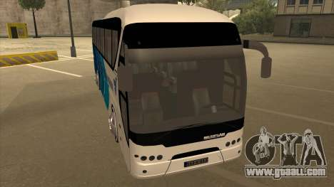 Neoplan Tourliner - Drinatrans Zvornik for GTA San Andreas left view