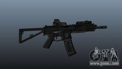 Automatic carbine KAC PDW for GTA 4 third screenshot