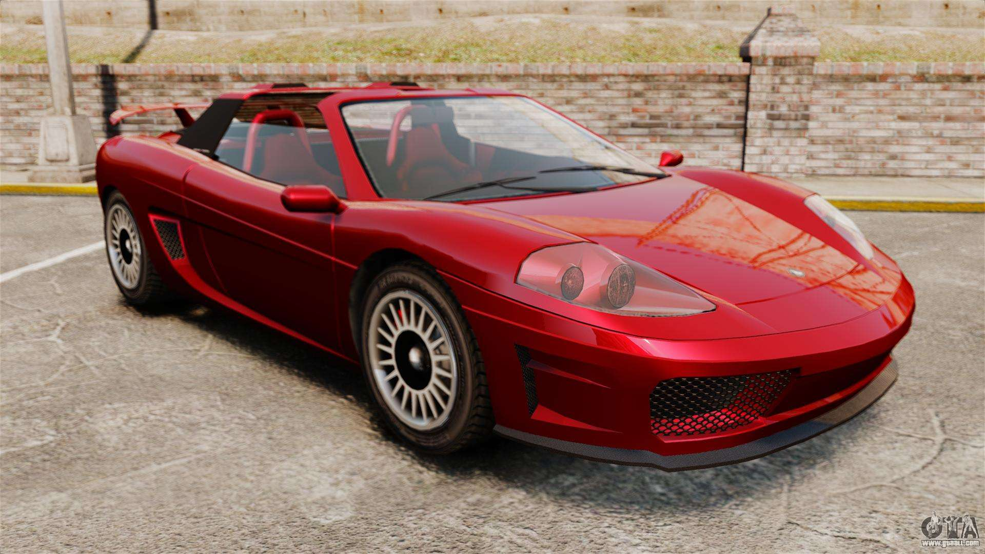 The New Turismo for GTA 4