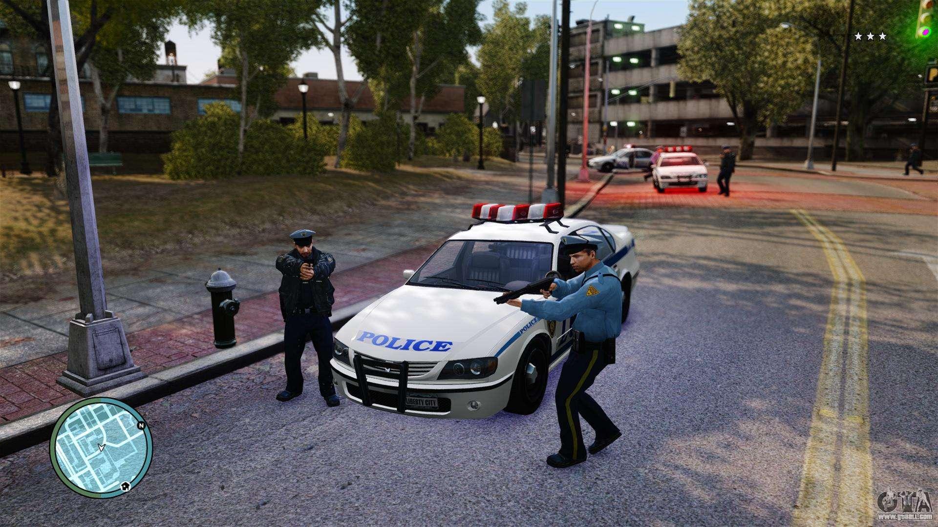 Download D Police Car Games