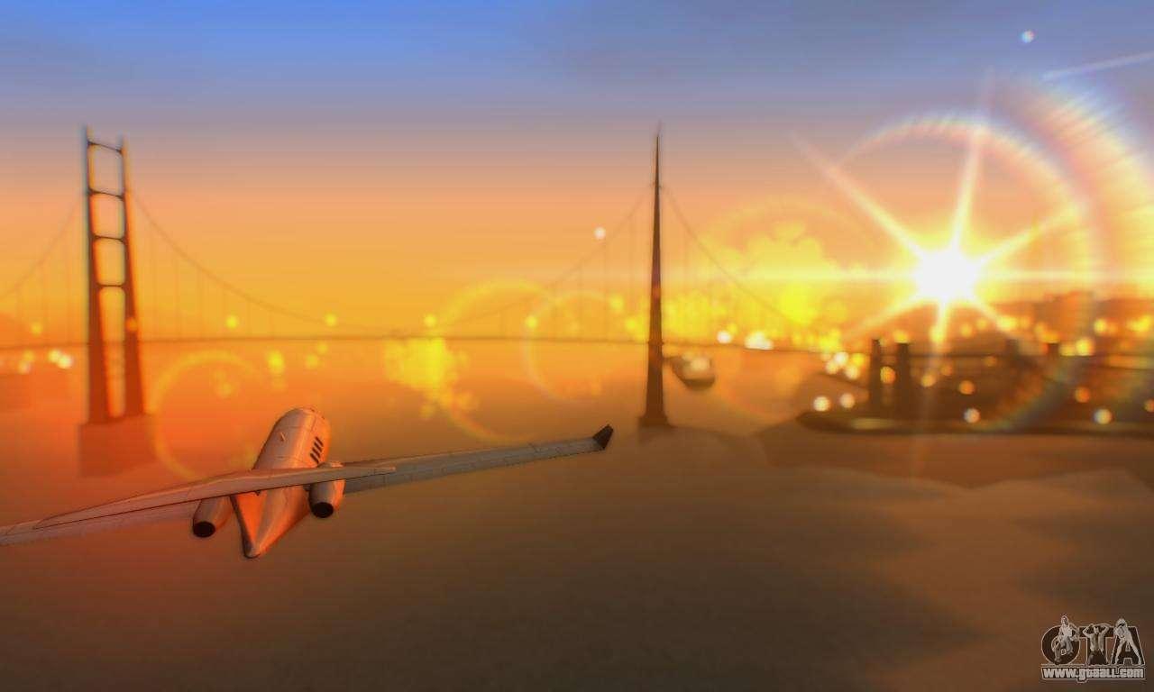 Formal ENB by HA v1.0.0 for GTA San Andreas
