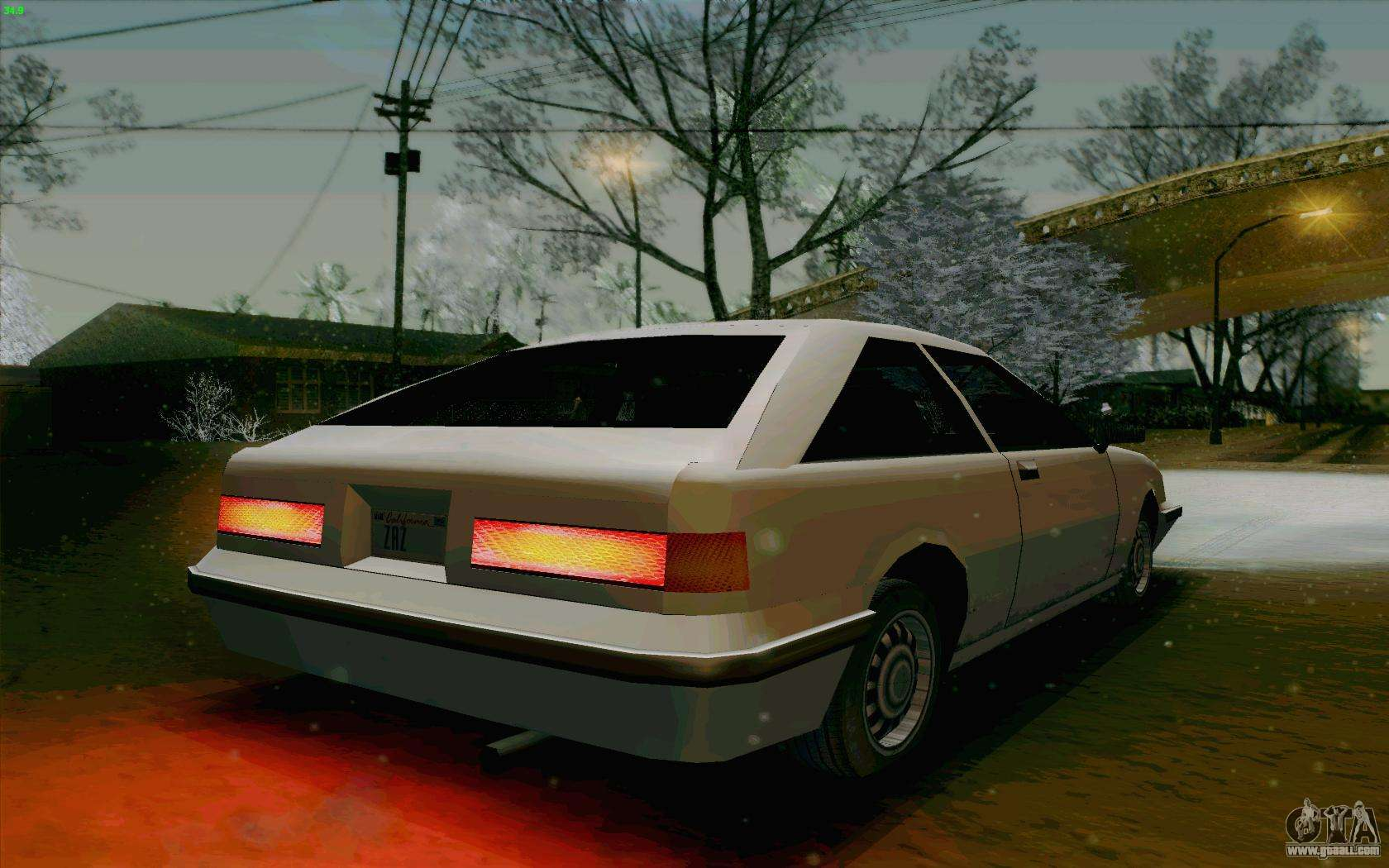 Gta San Andreas All New Cars Mod