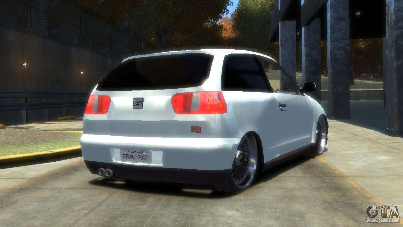 seat ibiza for gta 4. Black Bedroom Furniture Sets. Home Design Ideas