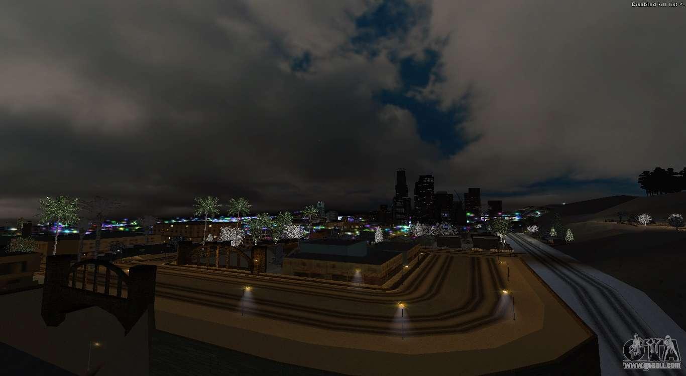 Cleo Skybox For Gta San Andreas