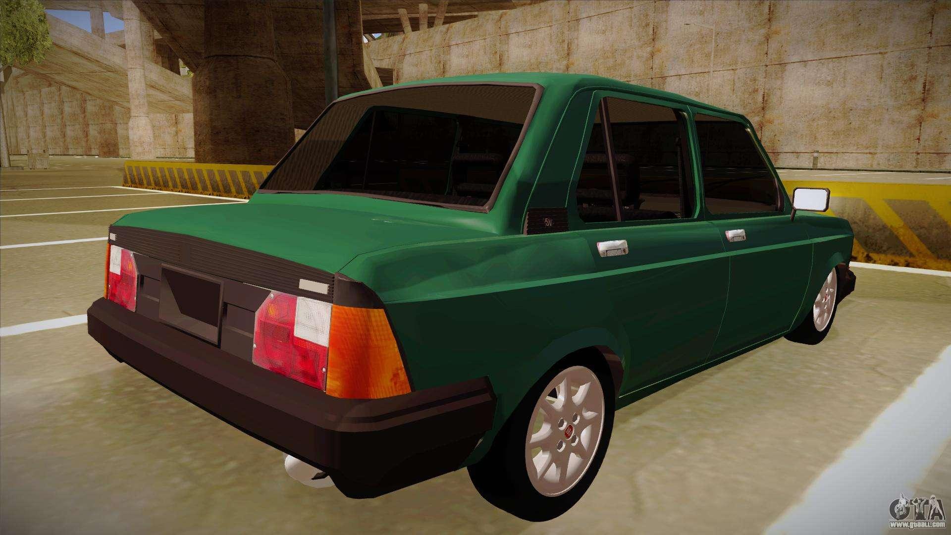 Fiat 128 Super Europa For Gta San Andreas