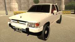 Toyota Hilux 2004 for GTA San Andreas