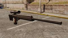 HK PSG10 sniper rifle