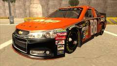 Chevrolet SS NASCAR No. 88 Amp Energy