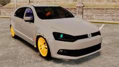 Volkswagen Gol G6 2013 Turbo Socado