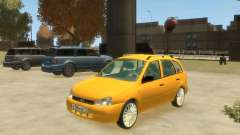 Lada Kalina Hatchback for GTA 4