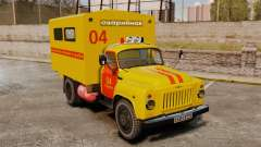 Gaz-52 Emergency