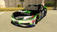 Toyota Camry NASCAR No. 11 FedEx Ground for GTA San Andreas