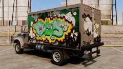 New graffiti to Yankee