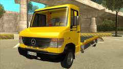 Mercedes-Benz Vario Towtruck for GTA San Andreas