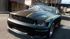 Shelby Terlingua Mustang