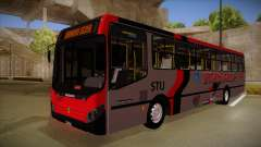 Busscar Urbanuss Ecoss MB OF 1722 M Busmania for GTA San Andreas