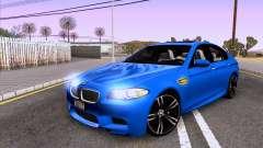 BMW M5 F10 2012 Autovista