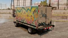 New graffiti for Mule for GTA 4