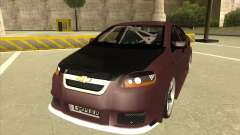 Chevrolet Aveo LT Tuning for GTA San Andreas