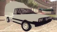 FSO Polonez Mr89 Truck for GTA San Andreas