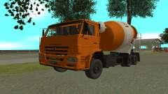 KAMAZ 6520 Cement