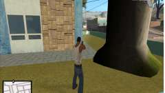 GTA 5 HUD for GTA San Andreas