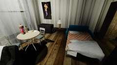 Stylish apartment Bokhan