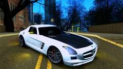 Mercedes-Benz SLS AMG GT 2014 Final Edition for GTA San Andreas