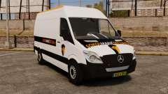 Mercedes-Benz Sprinter Sokol Maric Security