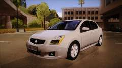 Nissan Sentra S 2008 for GTA San Andreas