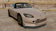 Honda S2000 Roadster for GTA 4