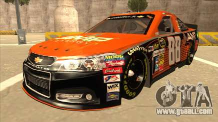 Chevrolet SS NASCAR No. 88 Amp Energy for GTA San Andreas
