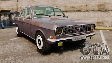 Gaz-2410 Volga v2 for GTA 4
