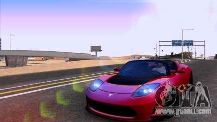 Tesla Roadster Sport 2011 for GTA San Andreas