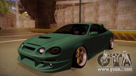 Toyota Celica GT4 for GTA San Andreas