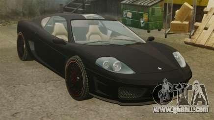 Carbon Turismo for GTA 4