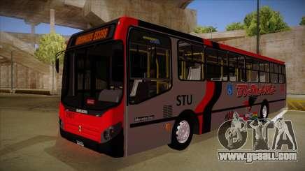 Busscar Urbanuss Ecoss MB OF 1722 M Busmania for GTA San Andreas