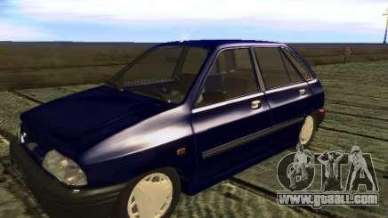 Kia Pride Hatchback for GTA San Andreas