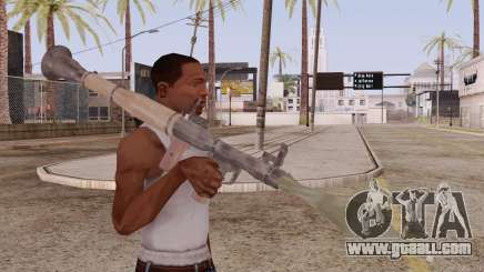 RPG for GTA San Andreas