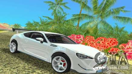 Subaru BRZ Type 4 for GTA Vice City