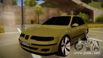 Seat Toledo German Style for GTA San Andreas