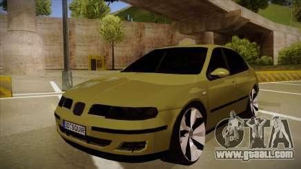 Seat Toledo German Style for GTA San Andreas