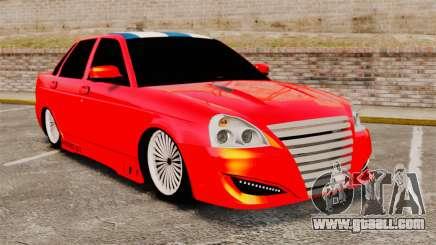 Lada Priora Cuba for GTA 4